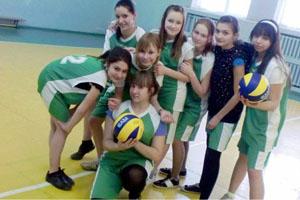 Наша спортивная команда
