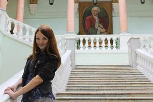 Я в МГУ