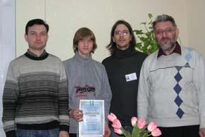 Никита Косинов и его наставники