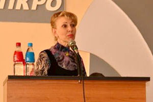Мама Анастасии Радийчук – тоже географ