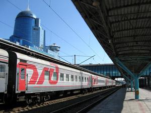 Ж/д вокзал в Самаре. Фото Дмитрий Грицкова