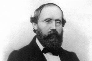 Бернхард Риман, в честь которого был назван новый язык программирования