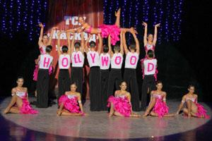 Танцы – одно из главных увлечений