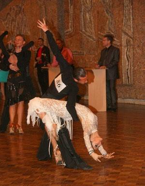 Танцы – это очень красиво и чувственно!