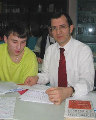 Актекин Яшар – учитель из Турции