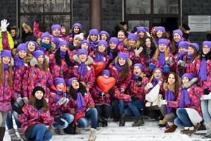 Студенты СыктГУ