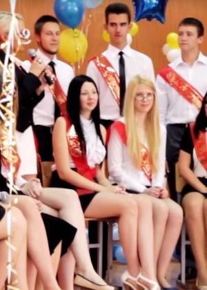 Последний звонок 2013 в Гимназии № 38 Тольятти. Выступление 11Б класса