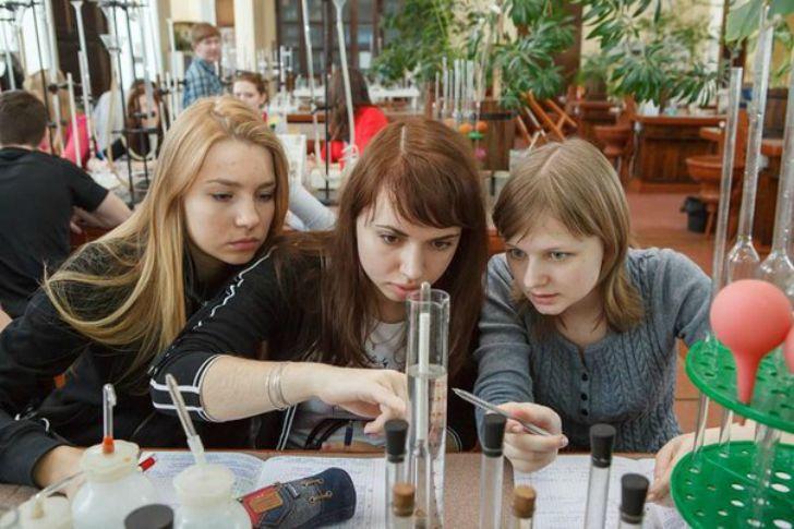 химико-технологический класс