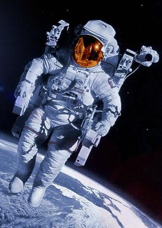Космонавт – покоритель просторов Вселенной