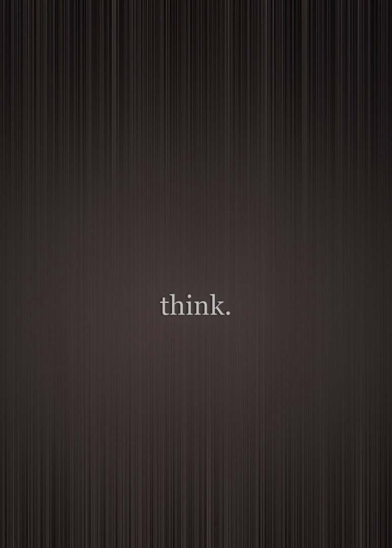 Думай, как я!