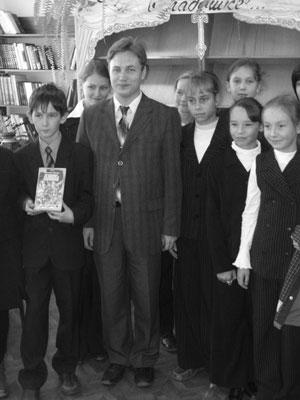 Вопросы чебоксарскому писателю