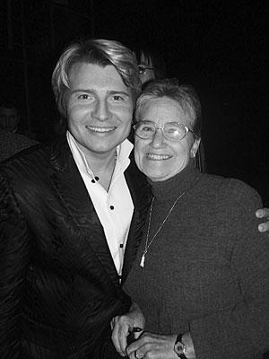 Lenore Wade и Басков